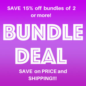 Save on Price and Shipping When You Bundle